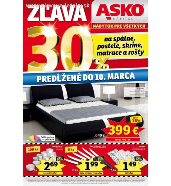 90d977e6d49c ponuka ASKO nábytok pre Poprad
