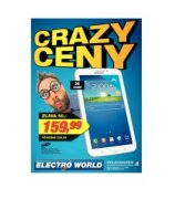 exkluz�vny let�k Electro World