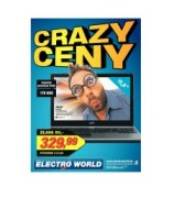 Electro World - crazy ceny