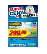 Electro World - super ceny