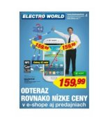 akciov� let�k Electro World
