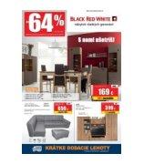 88921f67b52cf Black Red White extra ponuka